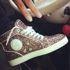 louboutin sneakers for women