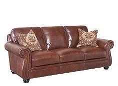 Potenza Leather Sofa