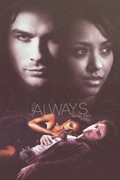 My fav friend ship ever♡ Vampire Diaries The Originals, Vampire Diaries Cast, Damon And Bonnie, Vampire Daries, Hello Brother, Bonnie Bennett, Original Vampire, Best Friendship, Tv Couples