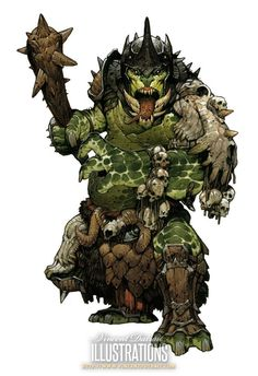 Pathfinder Kingmaker - 2010 | Vincent Dutrait - Illustrations - Galerie