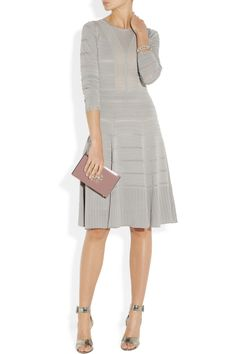 Temperley London|Adoria pointelle-knit dress|NET-A-PORTER.COM