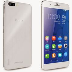 sparksnail: Huawei Honor 6 Plus now available in the UK