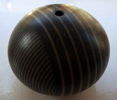 Tim Andrews, 'Large Humbug', raku ceramic, 24 x 31cm