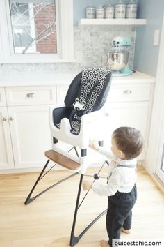 Modern Infant High Chairs for Growing Babies