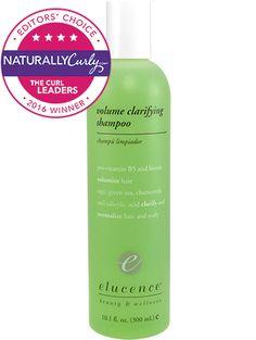 Elucence Volume Clarifying Shampoo (10 oz.) - NaturallyCurly