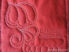 The Quilt Yarn: Pfaff Quilt Expression 4.2: Tension