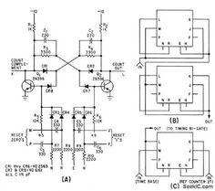 Index 16 - Audio Circuit - Circuit Diagram Circuit Diagram, Ham Radio, Circuits, Counter, Audio, Technology, Tech, Tecnologia, Engineering