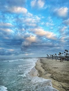Storm clouds off in the distance as a front moves in with wind and higher than normal swells. Storm Clouds, Newport Beach, Distance, California, Water, Outdoor, Gripe Water, Outdoors, Thunder Clouds