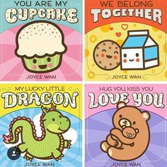 Books for your little Valentine.  #valentinesday #kawaii #cute #books #joycewan #kidlit #childrensbooks #boardbooks #scholastic #love #newbaby #reading #cupcake #dragon #valentine #prek #valentinesdaybooks