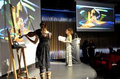 What's cooking up in ESNE? Jury del Grado en Diseño de Interiores de ESNE, Escuela Universitaria de Diseño e Innovación. http://www.esne.es/noticias/exito-en-el-jury-del-grado-de-diseno-de-interiores/