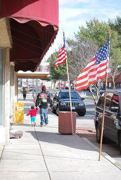 Barstow, California  main street