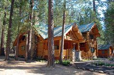 Where To Stay Near Yosemite | Madera County Lodging  Cabin 67 El Capitan