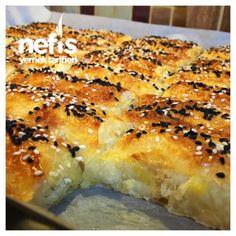 Çıtır Çıtır Patatesli Peynirli Börek