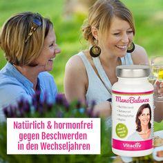 👩 MenoBalance - Natural Aid for Menopause 🍃 - für mich - Gesundes Essen