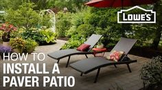 Make a simple backyard beautiful and extend your living space to the outdoors with a paver patio. We'll show you how and give you paver patio ideas to help you personalize your new space.