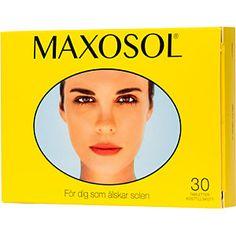 Maxosol tablett - Vitaminer & mineraler - Apotek Hjärtat