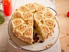 Apfel-Calvados-Torte