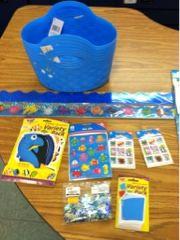 Fish theme classroom
