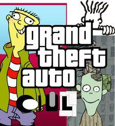 Grand Theft Auto Ciul