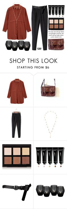 """""""#yoins"""" by credentovideos ❤ liked on Polyvore featuring Anastasia Beverly Hills, Bobbi Brown Cosmetics, ASOS and Eichholtz"""