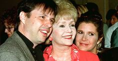 Pastor Todd Fisher, son of Debbie Reynolds and brother of Carrie Fisher, says his mother just wanted to be with her daughter. Reynolds died Wednesday, just one da Debbie Reynolds Carrie Fisher, Carrie Frances Fisher, Todd Fisher, Eddie Fisher, Carrie Fisher Billie Lourd, Sister Carrie, Celebrities Then And Now, Old Movie Stars, Elizabeth Taylor