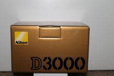 Nikon D3000 10.2MP Digital SLR Camera Body (Kit Box no Lens Included) - International Version (No Warranty). 10.2-megapixel DX-format CMOS image sensor - Nikon's 10.2 megapixel DX-format CMOS imaging sensor coupled with Nikon's industry. Continuous shooting as fast as 3 frames per second - Combined with fast power-up and split-second shutter response. Bright and sharp, the D3000's 3.0-in., approximately 230k-dot TFT LCD monitor ensures comfortable viewing when playing back photos. The...