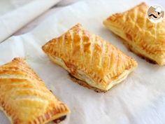 Empanadas hojaldre de jamón y queso, Receta Petitchef