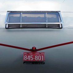 '58 Shasta back window ❤