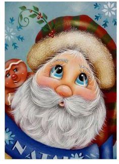 Christmas Drawing, Christmas Art, Christmas Wreaths, Christmas Decorations, Christmas Ornaments, Christmas Canvas, Christmas Nails, Santa Paintings, Christmas Paintings