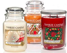 Find out all the seasonal scents & make our house a home BOGO free yankee candle coupons! Yankee Candle Christmas, Christmas Scents, Christmas Candles, Christmas Stuff, Christmas Ideas, Christmas Decorations, Buy Candles, Large Candles, Black Candles