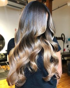 35 Balayage Hair Color Ideas for Brunettes in 2019 Fashion Models, Brilliant Brunette, Hair Color Balayage, Bayalage, Hair Colour, Hair Heaven, French Hair, Caramel Hair, Brunette Hair