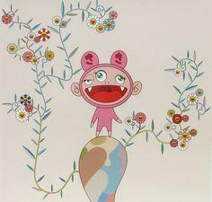 Takashi Murakami Art for Sale