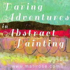 DA ABSTRACT Painting