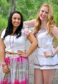 Dancin' With A Dolly: Boho Friendship Photoshoot