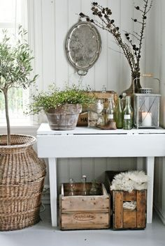 rustic & green | best stuff