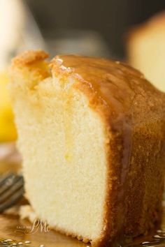 Old Fashioned Blue Ribbon Pound Cake recipe is a vintage recipe that's been passed down for generations. This cake cooks slowly for an amazing texture and taste cake! One of the easiest and best pounds cakes I've ever made!