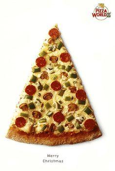 Pizza World - Merry Christmas
