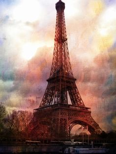 """Paris In Mourning"" by mirto56 - Caedes Desktop Wallpaper"