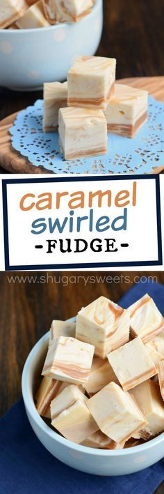 White Chocolate Caramel Fudge is a buttery, sweet perfection. This confection is simply irresistible and easy to make!