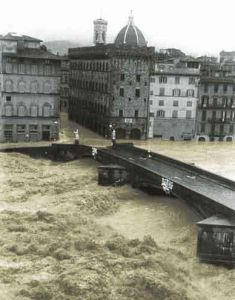 The Flood of Florence November 4 1966 Italy