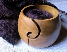 A Beginner's Crochet Adventures: Upcycled Yarn Bowl | Ohmissusgee