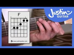 A, D and E Chords - Easy Chord Changes Using Anchor Fingers - Beginner Guitar Lessons [BC-114] - YouTube