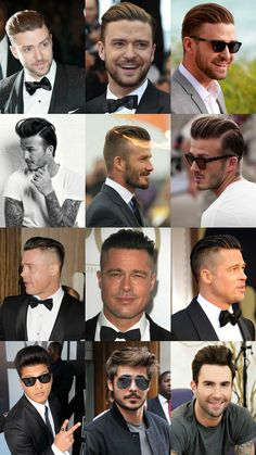 Mens Pompadour Hairstyle Is Here To Stay For 2015