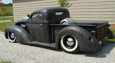 Old School Hot Rods | Probably youre mind goes... what is it, what is it?