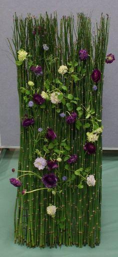 Freestanding Flower arrangement