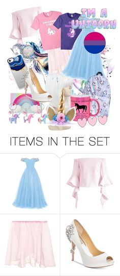 """""""Sapphire -oc"""" by dazzlethecat ❤ liked on Polyvore featuring art"""