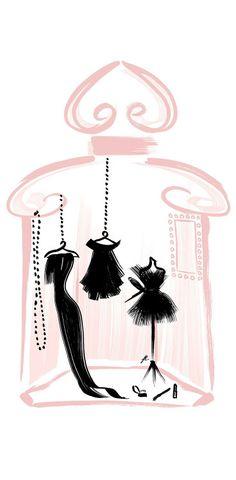 THE LITTLE BLACK DRESS •
