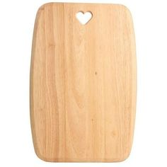 heart cut out chopping board | light wood cutting board (180 SEK) ❤ liked on Polyvore featuring home, kitchen & dining, kitchen gadgets & tools, wooden breadboard, wooden chopping block, wood cutting boards, wooden bread board and wooden chopping board