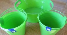Turn buckets into an art caddy Keep your kid's supplies in order with this easy to make caddy. (Average But Inspired) View full project  Turn glasses into bathroom vanity storage Add some handles to terra cotta saucers for cute tops. (Cathryn Holt) View full project Spray paint bins into locker storage We love the …