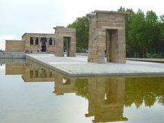 Templo de Debod #madrid #dicas #curiosidades #turismo #blog #viagens #viajar #roteiro #templo #debod